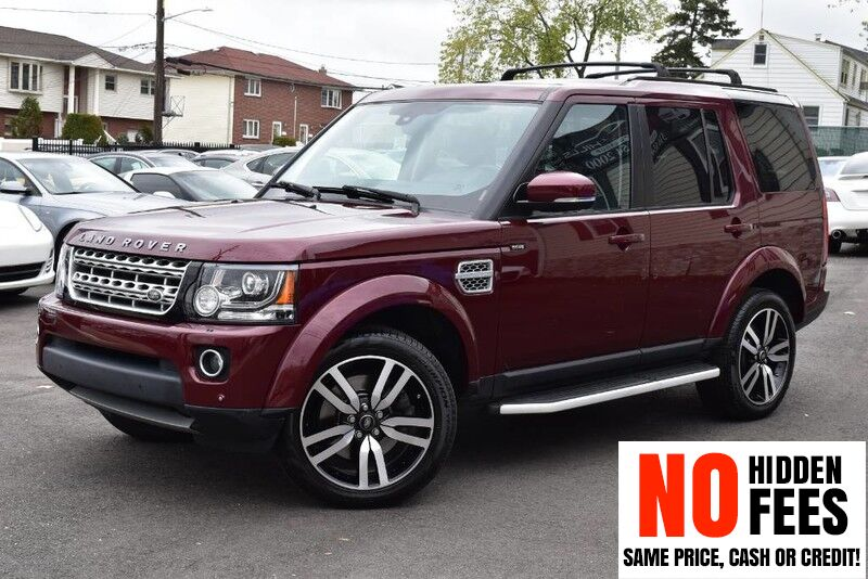 2015 Land Rover LR4 HSE LUX Elmont NY