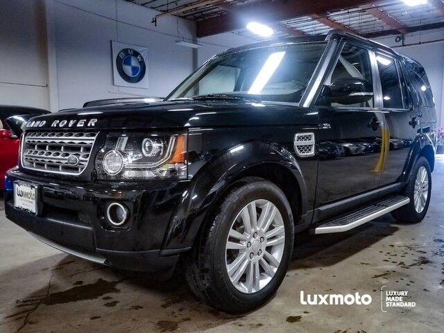 2015 Land Rover LR4 HSE LUX Portland OR