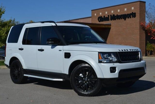 2015 Land Rover LR4 HSE/Like New/4X4/Factory Black Out Pkg/New Goodyear Wrangler Duratrac Tires/3rd Row Seating/Tri Sunroofs/Keyless Go/Meridian Sound/Heated Steering Wheel Nashville TN