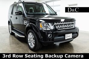 2015_Land Rover_LR4_HSE Luxury 3rd Row Seating Backup Camera_ Portland OR