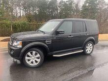 2015_Land Rover_LR4_HSE_ Raleigh NC