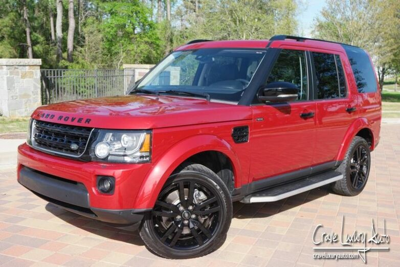 2015 Land Rover LR4 HSE The Woodlands TX