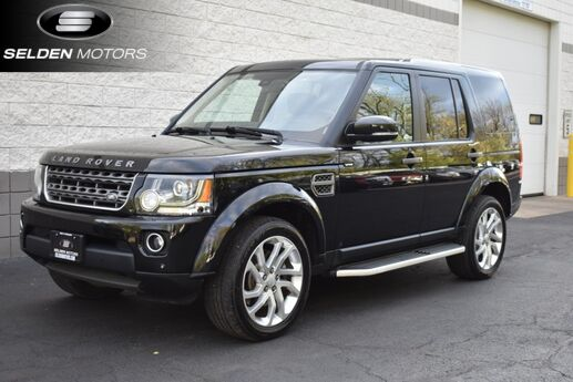 2015 Land Rover LR4 HSE Willow Grove PA