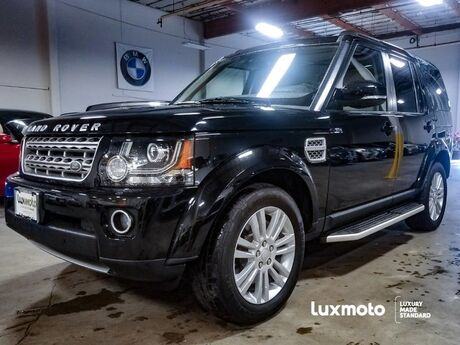 2015 Land Rover LR4 LUX Portland OR