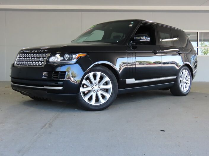 2015 Land Rover Range Rover 3.0L V6 Supercharged HSE Merriam KS