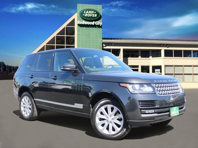 2015 Land Rover Range Rover 3.0L V6 Supercharged HSE Redwood City CA