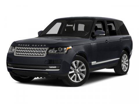 2015 Land Rover Range Rover 4DR 4WD Pasadena CA