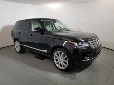 2015 Land Rover Range Rover 4WD 4dr HSE Cary NC