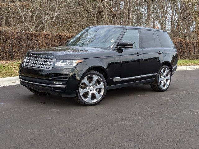 2015 Range Rover 4WD 4dr Supercharged