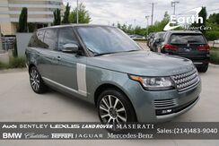 2015_Land Rover_Range Rover_5.0L V8 Supercharged Autobiography_ Carrollton TX