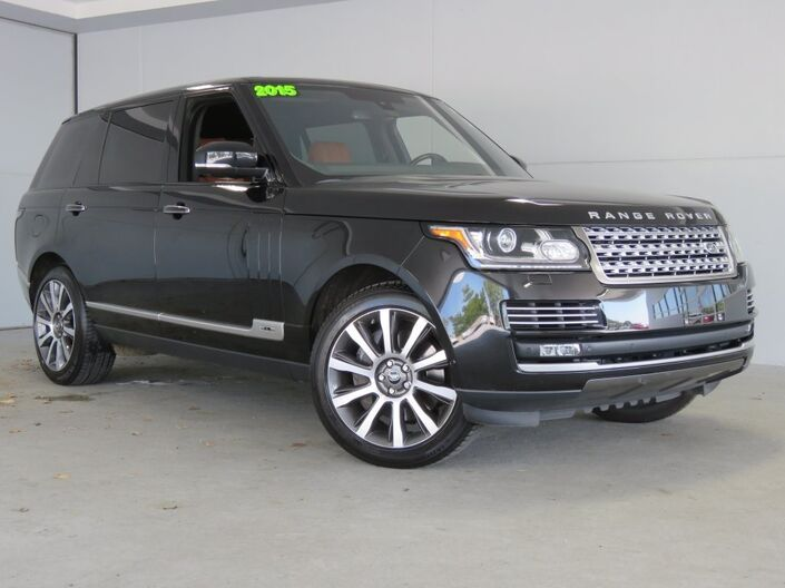 2015 Land Rover Range Rover 5.0L V8 Supercharged Autobiography Merriam KS