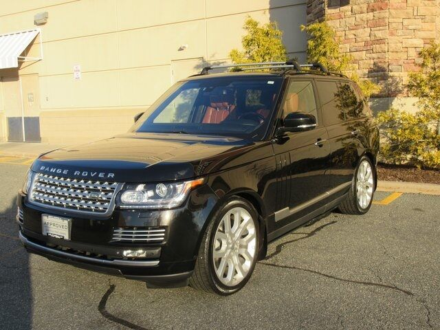 2015 Land Rover Range Rover 5.0L V8 Supercharged Autobiography Warwick RI