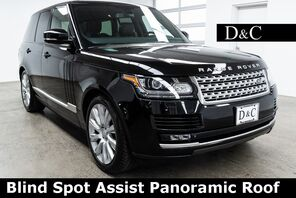 2015_Land Rover_Range Rover_5.0L V8 Supercharged Blind Spot Assist Panoramic Roof_ Portland OR