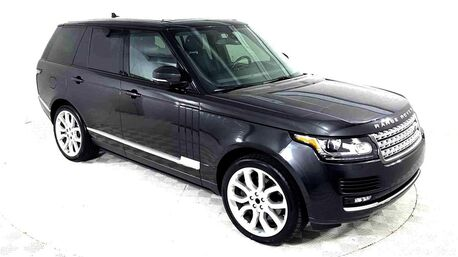 2015_Land Rover_Range Rover_5.0L V8 Supercharged_ Euless TX