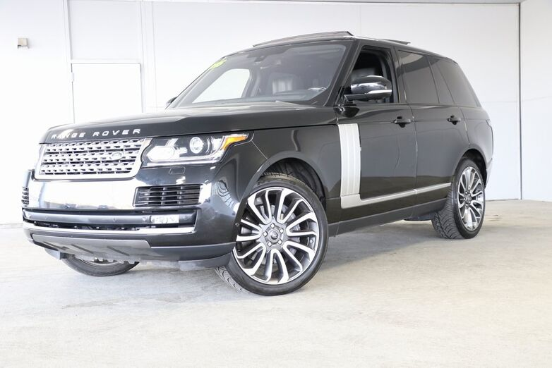 2015 Land Rover Range Rover 5.0L V8 Supercharged Merriam KS