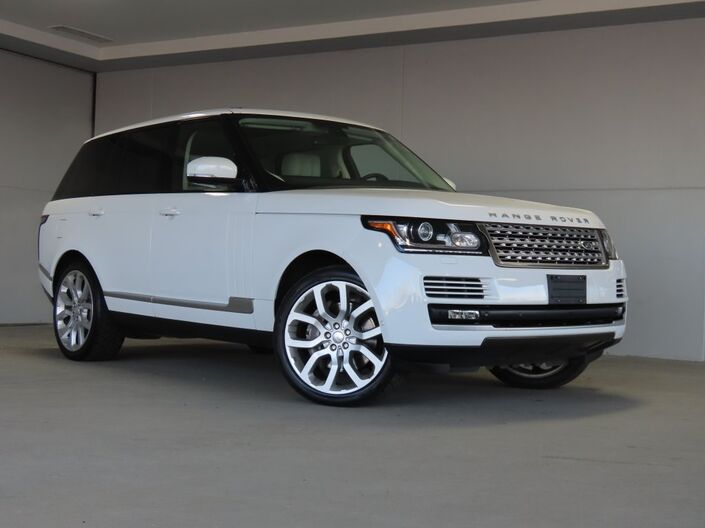2015 Land Rover Range Rover 5.0L V8 Supercharged Kansas City KS
