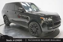 Land Rover Range Rover 5.0L V8 Supercharged NAV,CAM,PANO,CLMT STS,21IN WL 2015