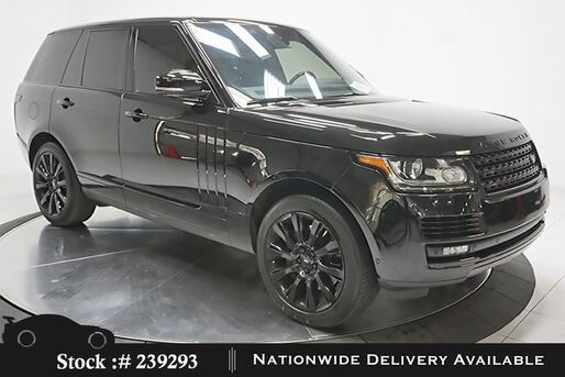 2015_Land Rover_Range Rover_5.0L V8 Supercharged NAV,CAM,PANO,CLMT STS,21IN WL_ Plano TX