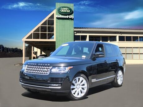 2015 Land Rover Range Rover 5.0L V8 Supercharged Redwood City CA