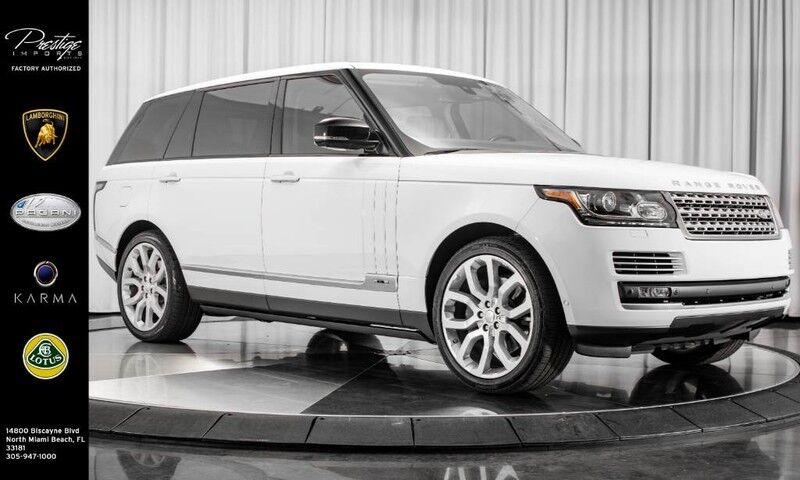 2015_Land Rover_Range Rover_Autobiography_ North Miami Beach FL