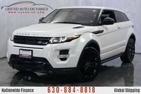 2015_Land Rover_Range Rover Evoque_2.0L Engine 4WD ** COUPE LIMITED AVAILABILITY ** w/ Panoramic Sunroof, Navigation, Bluetooth Connectivity, Meridian Premium Sound System, Front and Rear Parking Aid with Rear View Camera_ Addison IL