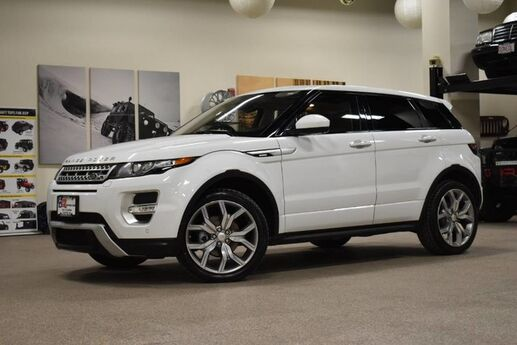 2015 Land Rover Range Rover Evoque Autobiography Boston MA