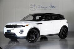 2015 Land Rover Range Rover Evoque Dynamic Ebony Black-Out Pkg