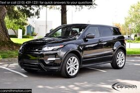 2015_Land Rover_Range Rover Evoque Dynamic Model Fully Loaded only 11K miles!!!_Blind Spot/20 Wheels/Nav/ Parking Assistant_ Fremont CA