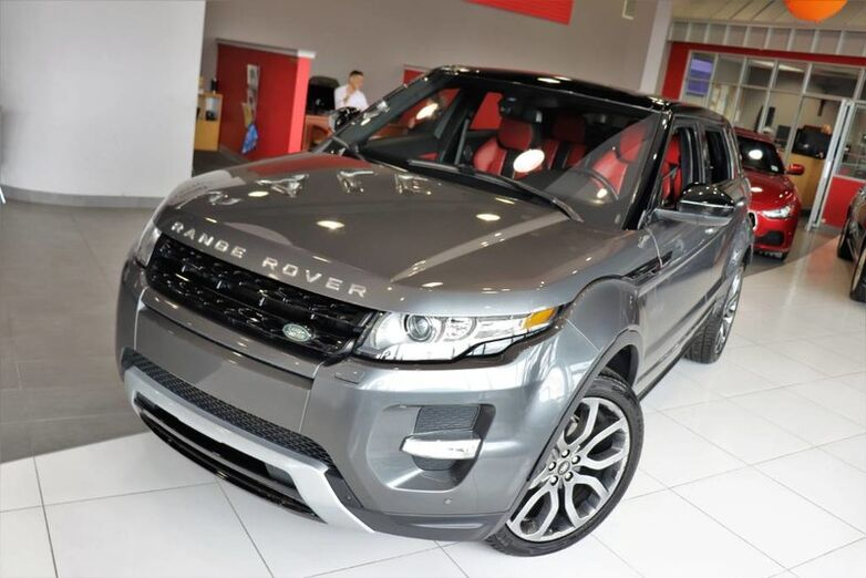 2015 Land Rover Range Rover Evoque Dynamic Springfield NJ