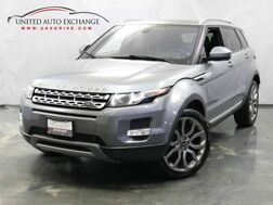 2015_Land Rover_Range Rover Evoque_Prestige. / 2.0L 4-Cyl Engine / AWD / Panoramic Sunroof / Meridian Sound System / Navigation / Bluetooth / Push Start / Parking Aid with Rear View Camera_ Addison IL