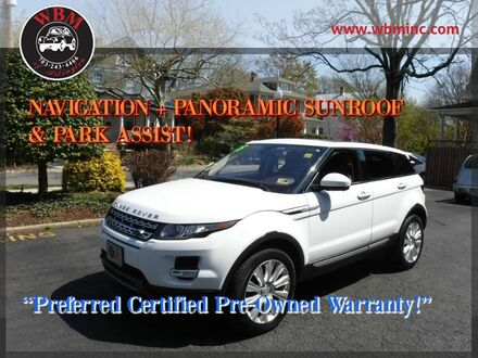 2015_Land Rover_Range Rover Evoque_Prestige 4-Door_ Arlington VA