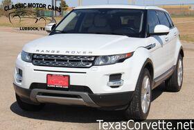 2015_Land Rover_Range Rover Evoque_Prestige_ Lubbock TX