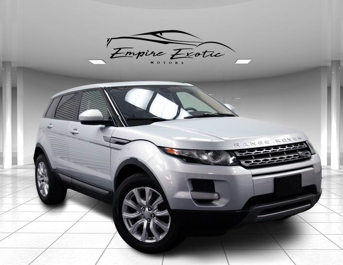 2015 Land Rover Range Rover Evoque Pure Addison TX