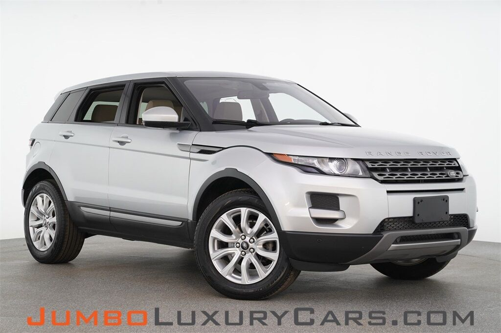2015 Land Rover Range Rover Evoque Pure Hollywood FL