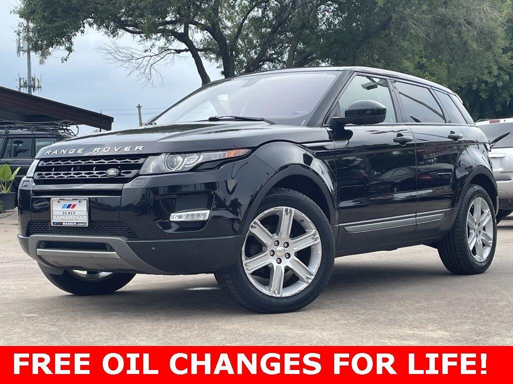 2015_Land Rover_Range Rover Evoque_Pure_ Houston TX