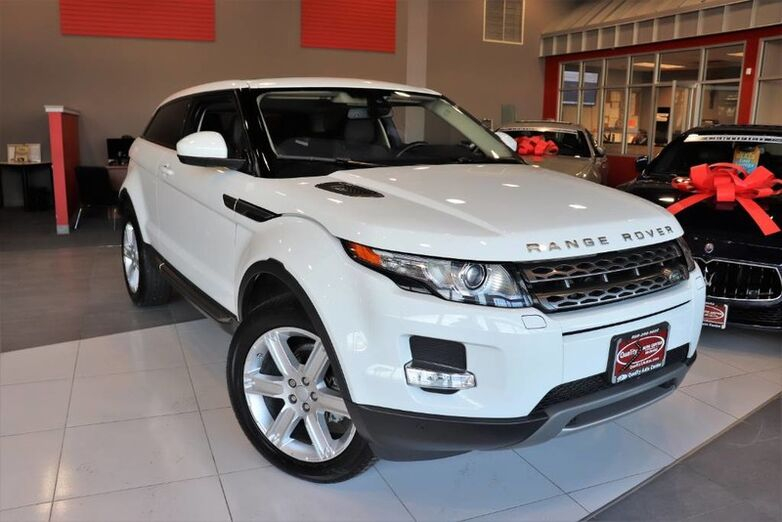2015 Land Rover Range Rover Evoque Pure Plus - CARFAX Certified 1 Owner - No Accidents - Fully Serviced - QUALITY CERTIFIED up to 10 Yrs / 100,000 Miles Warranty - Springfield NJ
