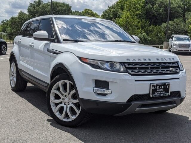 2015 Land Rover Range Rover Evoque Pure Plus San Antonio TX