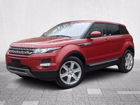 2015 Land Rover Range Rover Evoque Pure Plus San Antonio TX