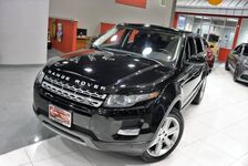 2015 Land Rover Range Rover Evoque Pure Plus Climate Comfort Package