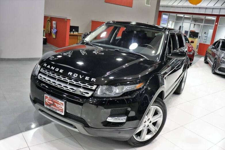 2015 Land Rover Range Rover Evoque Pure Plus Climate Comfort Package Springfield NJ