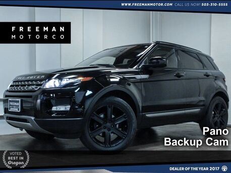 2015_Land Rover_Range Rover Evoque_Pure Plus Heated Sts Backup Cam Pano_ Portland OR