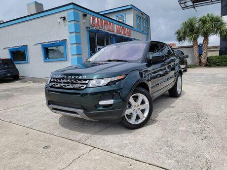 2015 Land Rover Range Rover Evoque Pure Plus Jacksonville FL