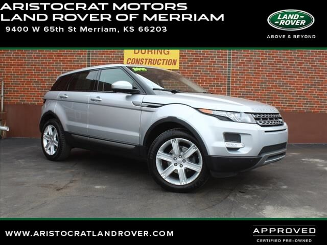 2015 Land Rover Range Rover Evoque Pure Plus Merriam KS