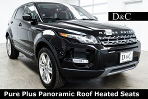 2015_Land Rover_Range Rover Evoque_Pure Plus Panoramic Roof Heated Seats_ Portland OR