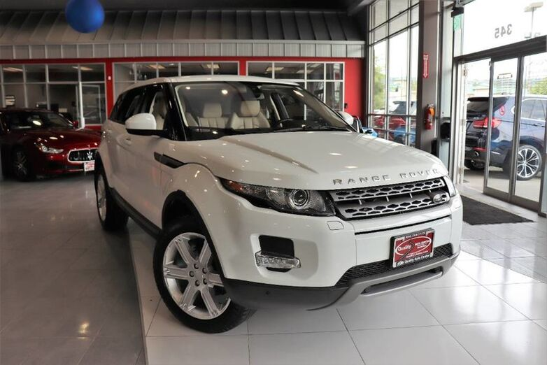 2015 Land Rover Range Rover Evoque Pure Plus Springfield NJ
