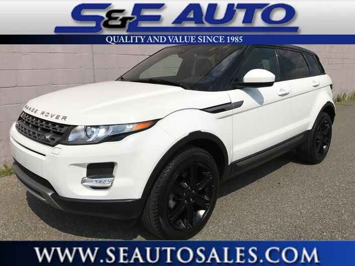 2015 Land Rover Range Rover Evoque Pure Plus Weymouth MA