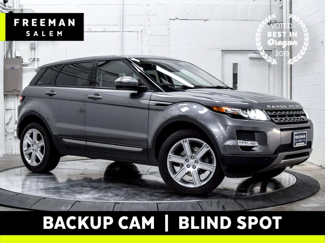 2015 Land Rover Range Rover Evoque Pure Premium AWD Pano Heated Seats Back-Up Cam Salem OR