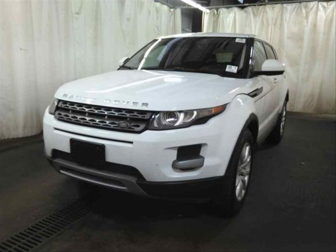 2015 Land Rover Range Rover Evoque Pure Sport Utility 4D Hollywood FL