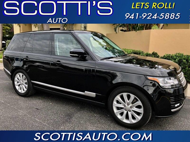 2015 Land Rover Range Rover HSE! 1-OWNER! CLEAN CARAX! BEST COLOR! FINANCE AVAILABLE!
