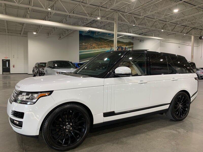 2015_Land Rover_Range Rover_HSE 100K MSRP_ Charlotte NC